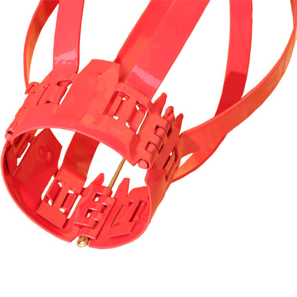 Collar of Hinged Bow Spring Centralizer