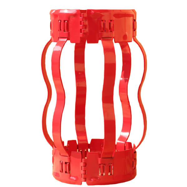 Hinged Bow Spring Centralizer Dual Contact/Double Bow Type