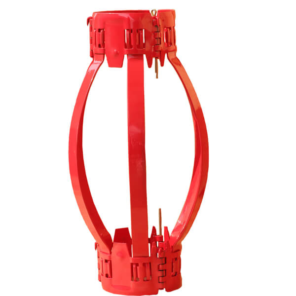 Hinged Bow Spring Centralizer Single Bow Type