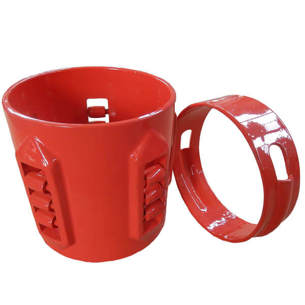 New Style Straight Blade Roller Centralizer