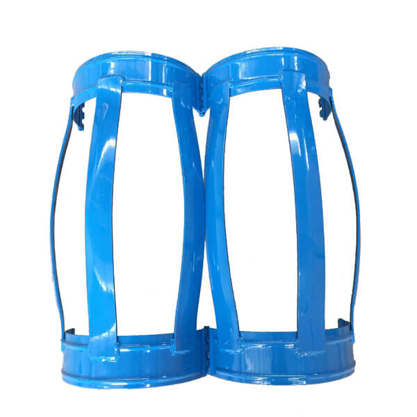 Unfold Welded Bow Spring Centralizer