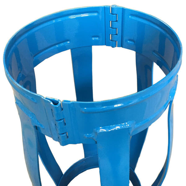 Detail Welded Bow of Welded Bow Spring Centralizer