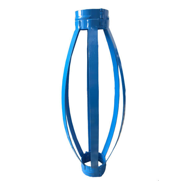 Hinged Welded Extended Bow Spring Centralizer