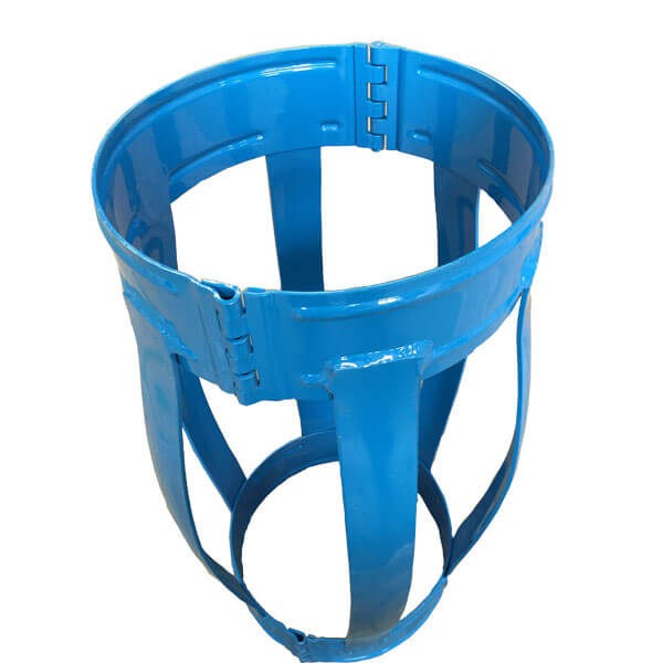 Welded Hinged Bow Spring Centralizer